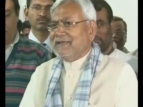 Vyakti Vishesh: Bihar Chief Minister Nitish Kumar
