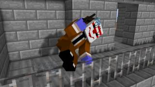 Half-Life Deathmatch in Minecraft Animation [Remastered]