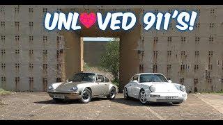 Unloved Porsche 911s - Porsche 964 C4 and 911 SC