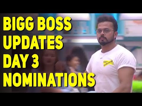 Bigg Boss 12 Day 2 Highlights | Nominations | Salman Khan | Sreesanth | September 19