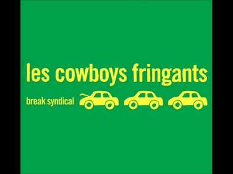 Cowboys Fringants - La Tte Papineau