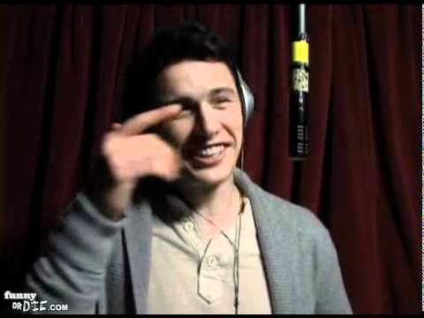 James Franco - Gucci Commercial Outtakes