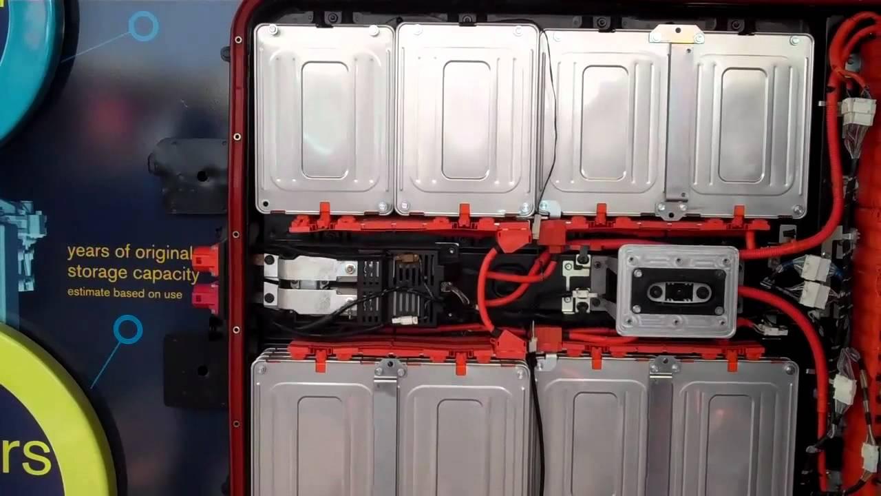 more on the battery system nissan leaf all electric car. Black Bedroom Furniture Sets. Home Design Ideas
