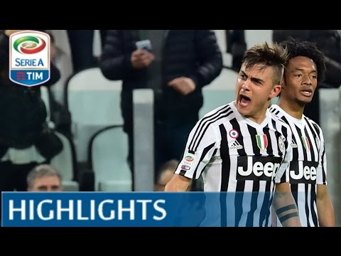 Juventus - Sassuolo 1-0 - Highlights - Giornata 29 - Serie A TIM 2015/16