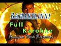 Bahakilikki free full karokke. High quality karokke by Sivaragam Music Productions