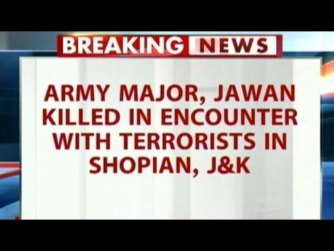 Army Major, Jawan killed in Jammu and Kashmir