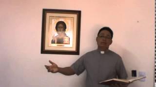 Evangelio 26 de abril de 2015 Parroquia Espiritu Santo