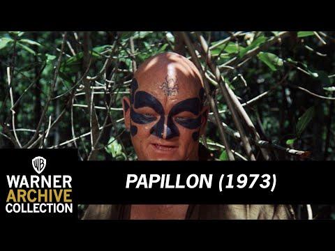 Papillion (1973) – Masked Brenton