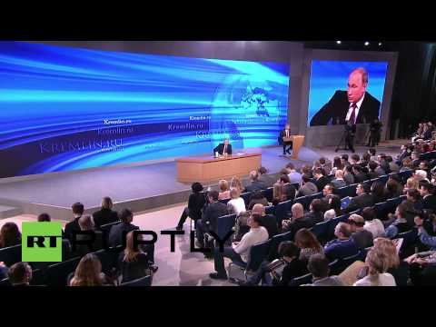 Russia: Putin says 'Russia ready to provide EU with secure energy supplies'