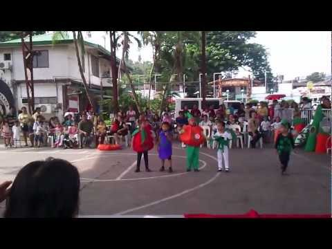 Bn Calara Elementary School - Nutrition Jingle Contest Winner In Los Baños, Laguna video