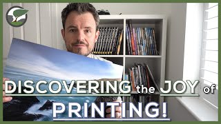 Discovering the Joy of Printing