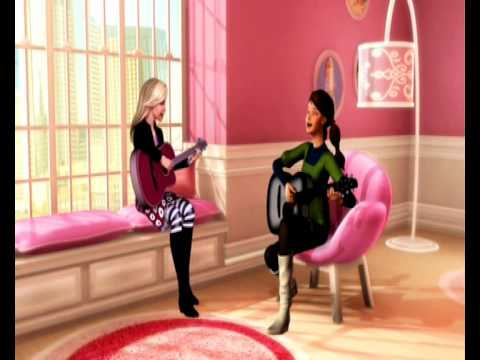 Barbie and the Diamond castle-Two voices one song