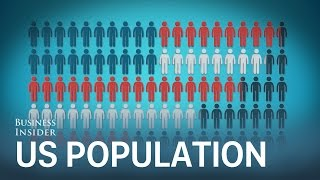 The Demographic Replacement of Whites in USA