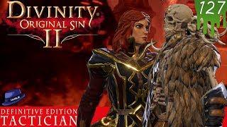 Kemm de la Kemm - Part 127 - Divinity Original Sin 2 DE - Tactician Gameplay