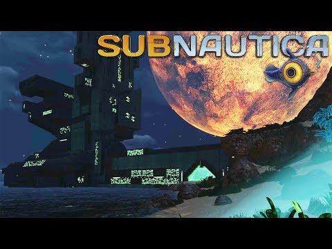 БАЗА ИНОПЛАНЕТЯН ► Subnautica #39
