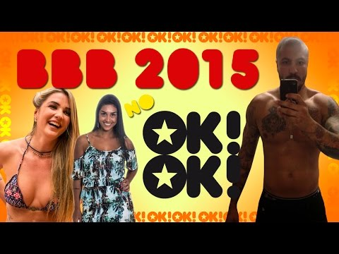 Ok!ok! No Bbb 15: Brothers Como A Gente, Loucos E Carentes video