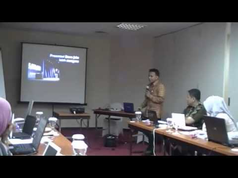 Dhony Firmansyah - Sesi Media Presentasi (public Speaking Batch 3) video