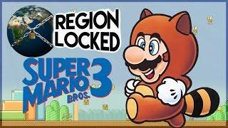 Super Mario Bros 3 - Region Locked