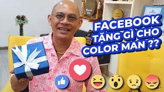 Hộp thư Hồng #25: Ông chủ Facebook tặng quà chúc mừng Color Man lấy Nút Vàng YouTube???