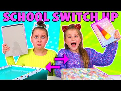 Download BACK TO SCHOOL SWITCH UP CHALLENGE!! Mp4 baru