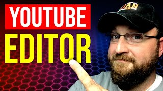 How To Use YouTube Video Editor 2019