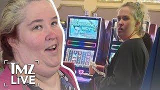 Mama June Living In A Casino?! | TMZ Live