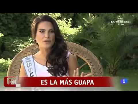 Corazón TVE    Carla García , Miss Universe Spain 2015