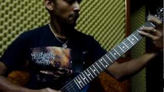 "DESECRATED SPHERE - Recording ""Emancipate"" Guitars"