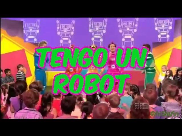 Tengo Un Robot - Hi-5 - Temporada 13 Canción De La Semana