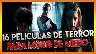 16 Peliculas de Terror para MORIR DE MIEDO EN NETFLIX