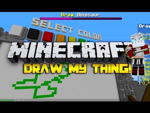 Minecraft Draw My Thing - Big Booty B*tches! w/Nooch, Preston & Woofless thumbnail