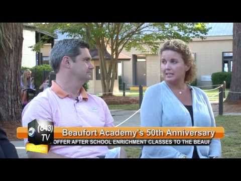 843TV | Anne Lindsay, Beaufort Academy | 10-14-2014 | Only on WHHI-TV - 10/15/2014