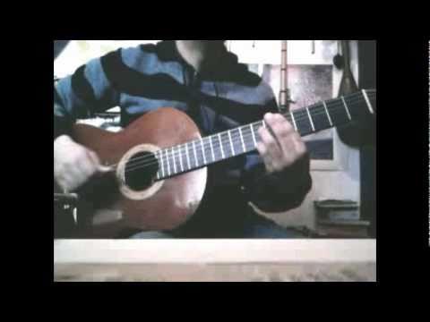 So Danca Samba Solo Jazz Fingerstyle Guitar