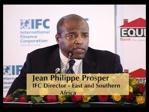 Equity Bank Group - IFC Partnership