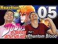 MoC React   Jojo's Bizarre Adventure   1x5   5 Times Stronger! [Reupload]