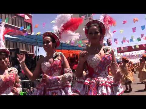 2014 Morenada Central Oruro Fundada Por La Comunidad Cocani,  Carnaval de Oruro