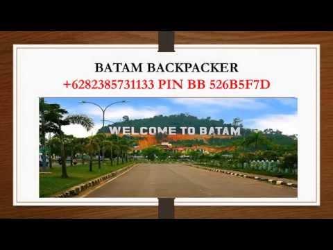+6282385731133,Tempat Wisata Batam,BatamCity Tour,Batam Backpacker Tour and Travel Barelang Bridge,W