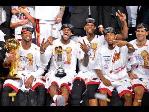 2013 NBA Finals: Game 7 Micro-Movie
