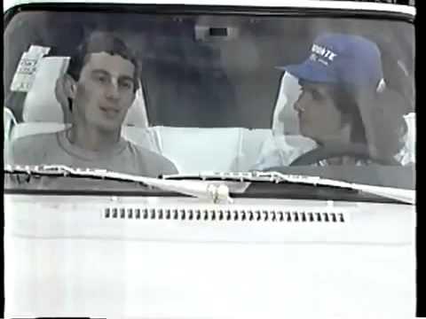 Ayrton Senna No Especial Do Roberto Carlos Completo