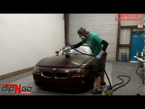 Plasti Dip Like A PRO! How To: