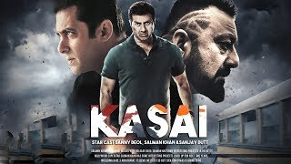 KASAI FULL MOVIE facts | SUNNY DEOL | SALMAN KHAN | SANJAY DUTT | A  ROMANTIC ACTION  MOVIE |