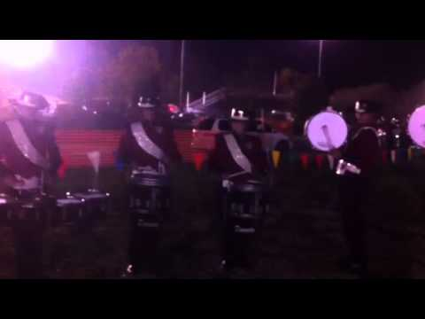 Hurricane high school Drumline, Opener.