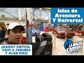 ¡Harry Potter Y Fast & Furious! Universal Orlando Disney World 2018