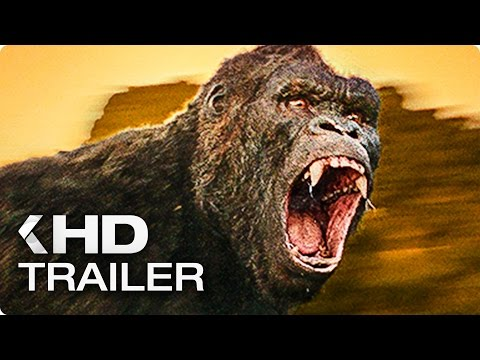 Kong: Skull Island Trailer & TV Spot (2017)