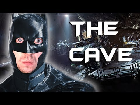 I'M BATMAN | The Cave with the Oculus Rift