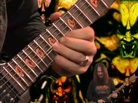 Gary Holt's A Lesson In Guitar Violence, part 2
