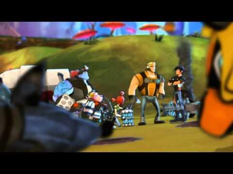 Slugterra - Śluzaki Fandango. Oglądaj w Disney XD!