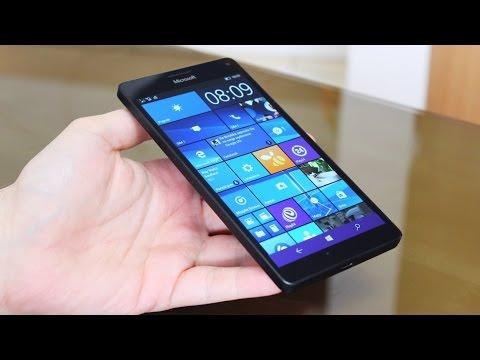 Microsoft Lumia 950 XL - recenzja, Mobzilla odc. 284