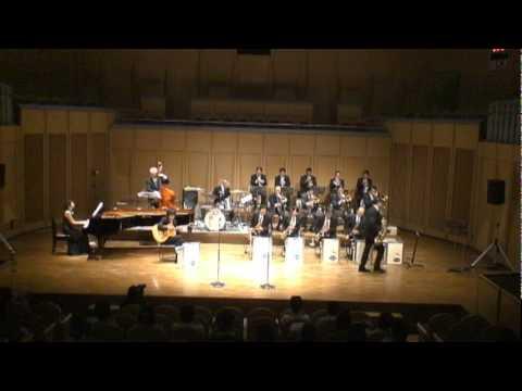 Corner Pocket(Count Basie/Freddie Green) - YCB Jazz Orchestra 2010.09.11