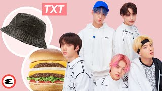 TXT Reacts to Fashion Trends, Fast Food & Movies  In or Out  Esquire
